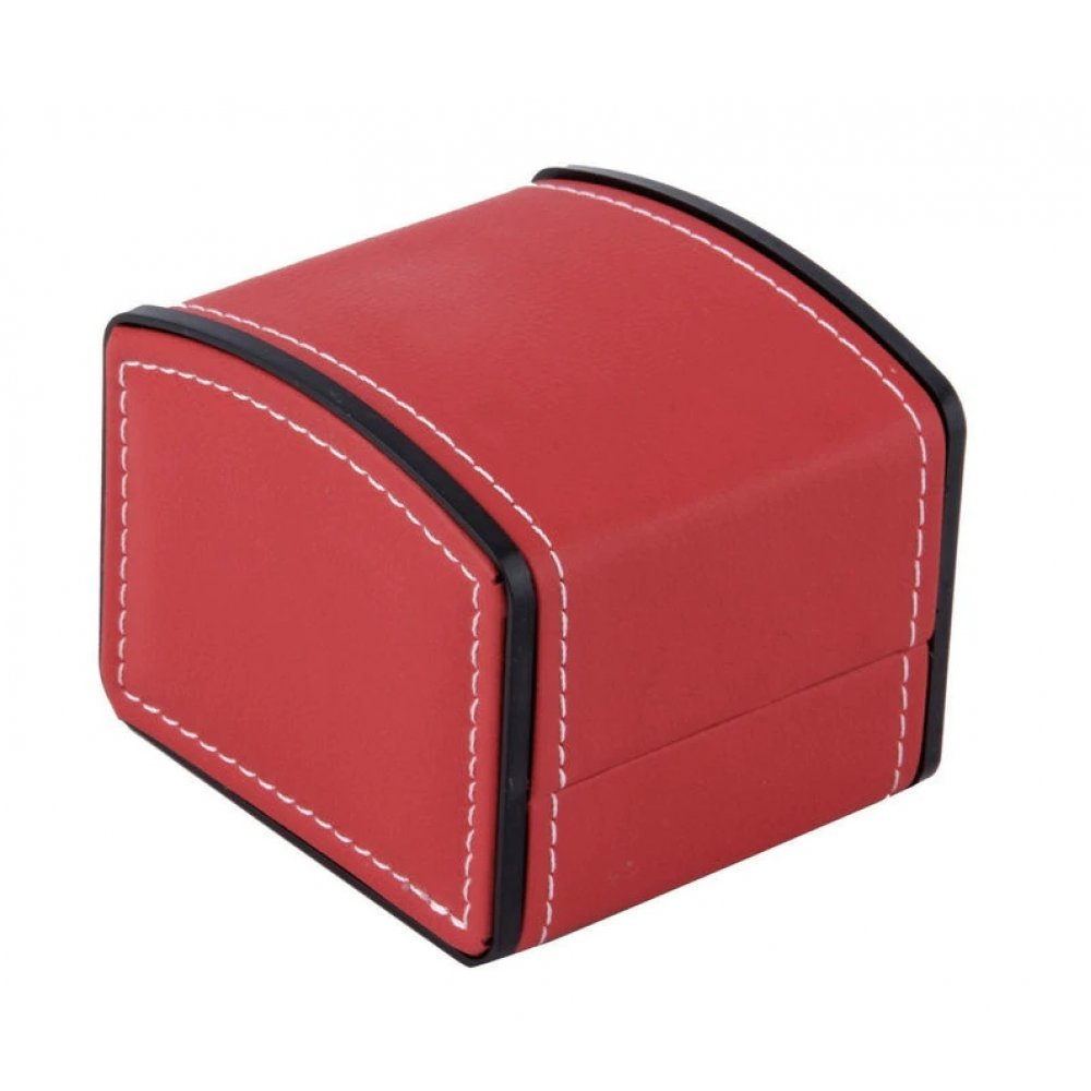 Шкатулки и коробки Коробка красная для часов органайзер, упаковка 3531