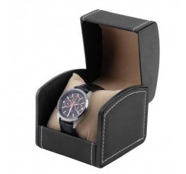 Коробка чёрная для часов органайзер, упаковка 3534