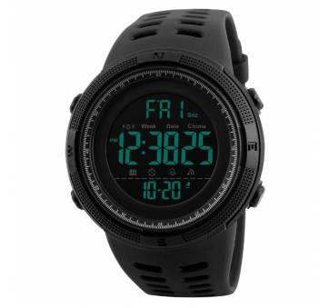 Мужские Часы наручные SKMEI, черные  3807