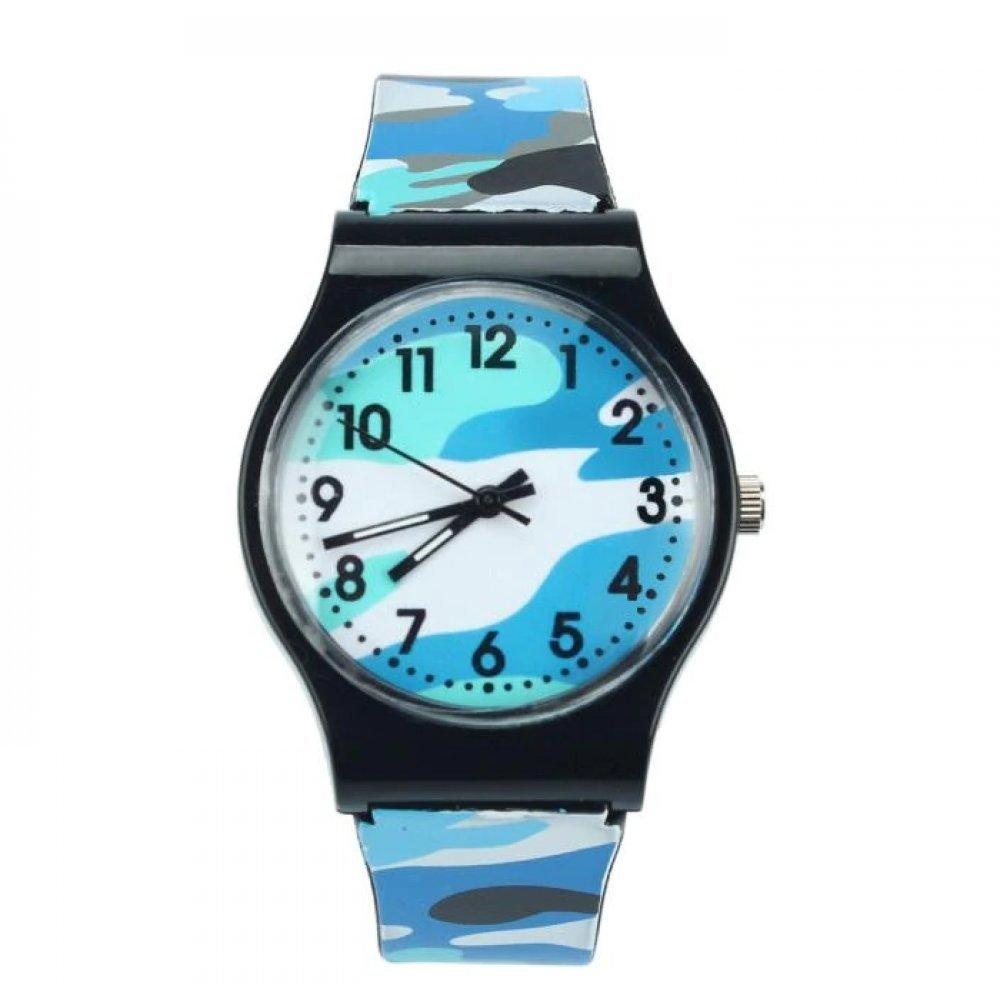 Детские Часы наручные Susenstone, камуфляж  3859