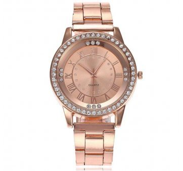 Женские Часы наручные Vansvar, золотистые  3740