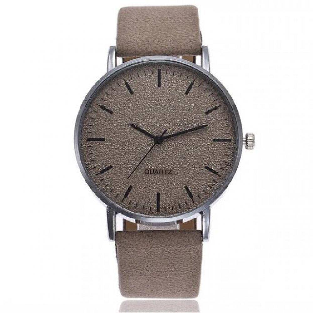 Женские Часы наручные Vansvar, серые  3816