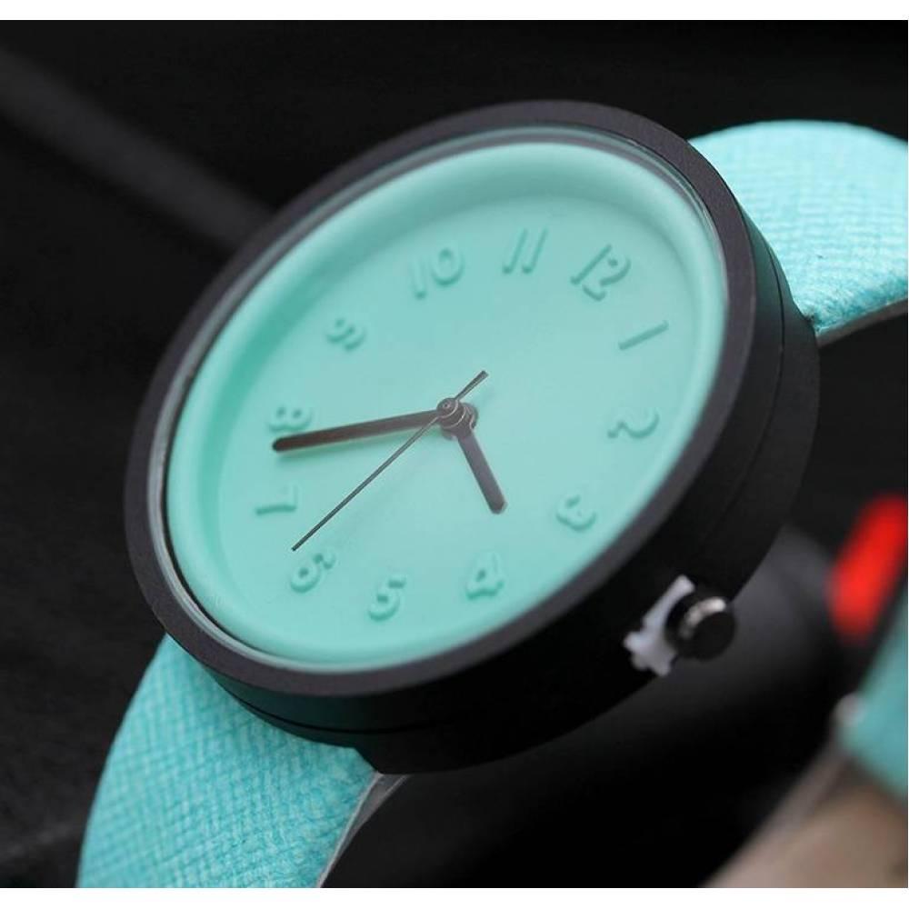 Женские Часы наручные Xiniu, красные 3825