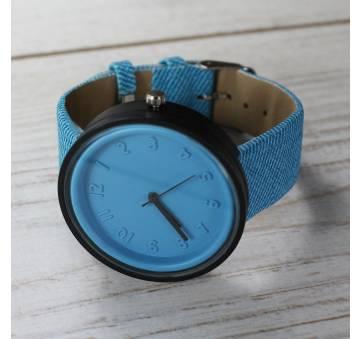 Женские Часы наручные Xiniu, голубые  3827