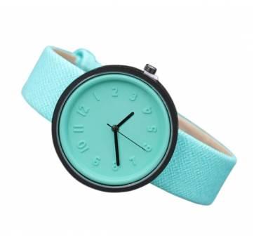 Женские Часы наручные Xiniu, голубые  3828