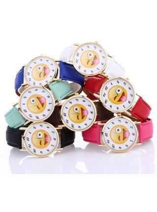 Часы Эмодзи