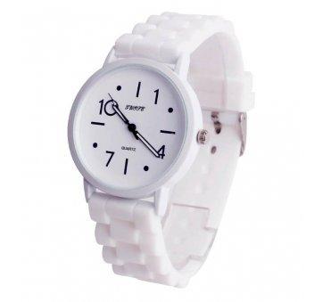 Женские Часы наручные Susenstone, белые  3844