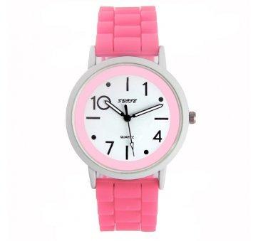 Женские Часы наручные Susenstone, розовые  3845