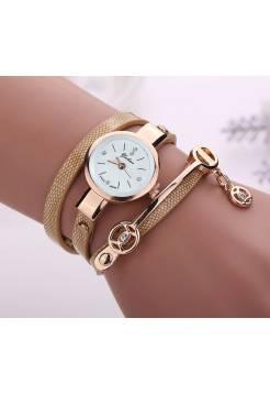 Женские часы Susenstone, золотистые