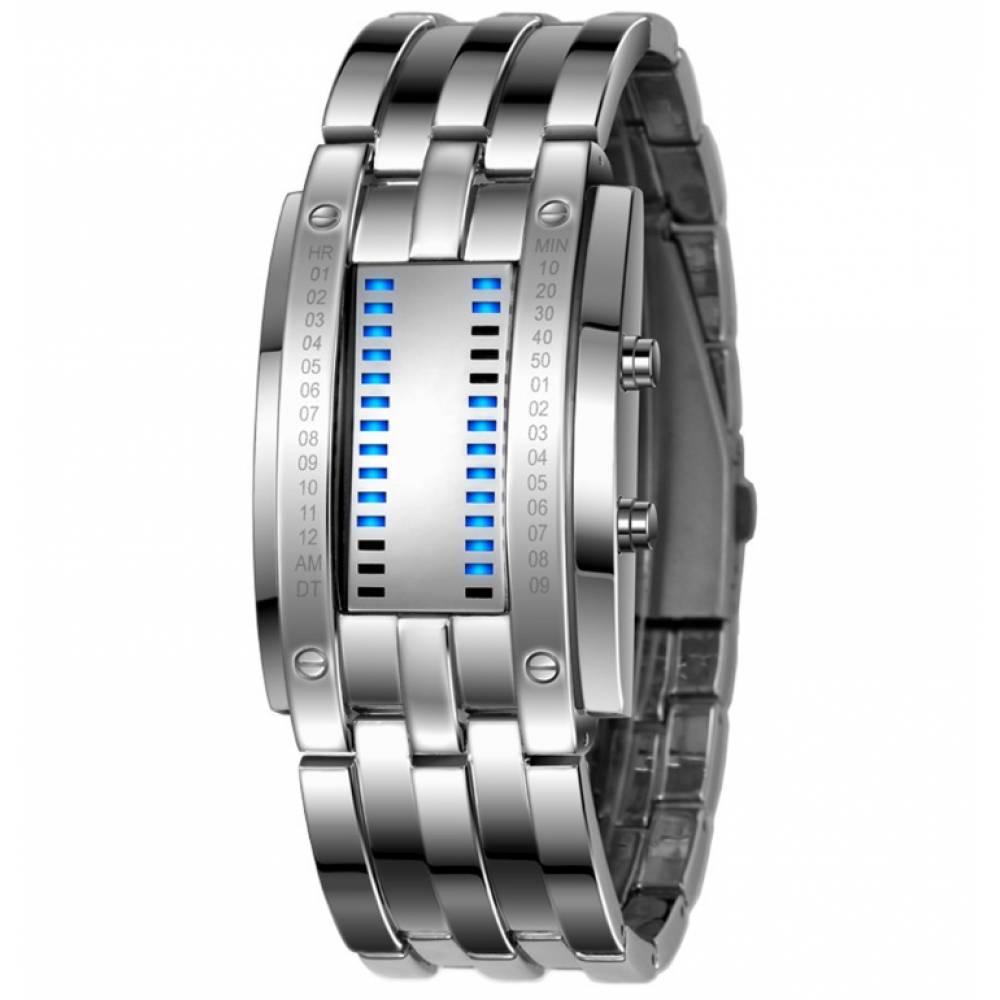 Мужские наручные часы бинарные JOCESTYLE 3876