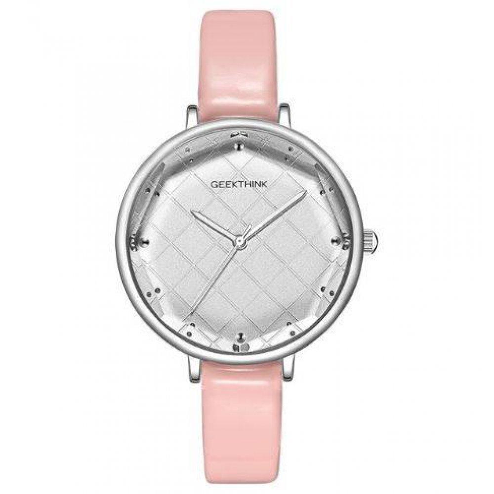 Женские Часы наручные Geekthink, Розовые   4125