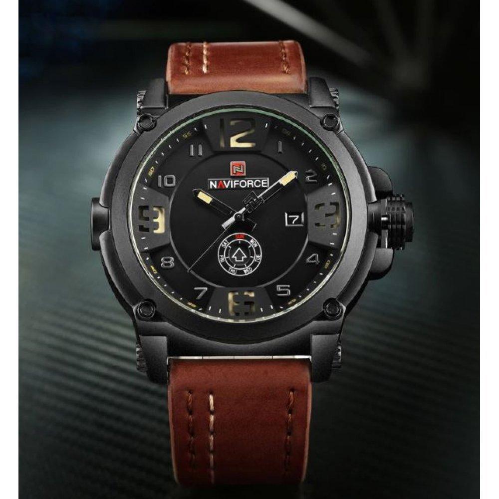 Мужские Часы наручные Naviforce military 4157