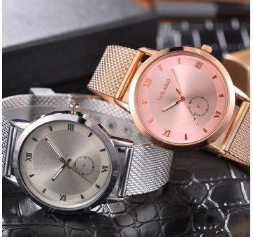 Женские Часы наручные YOLAKO, золотистые  4162