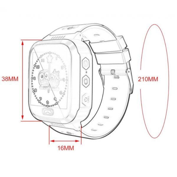 Смарт-часы OUTAD 4241