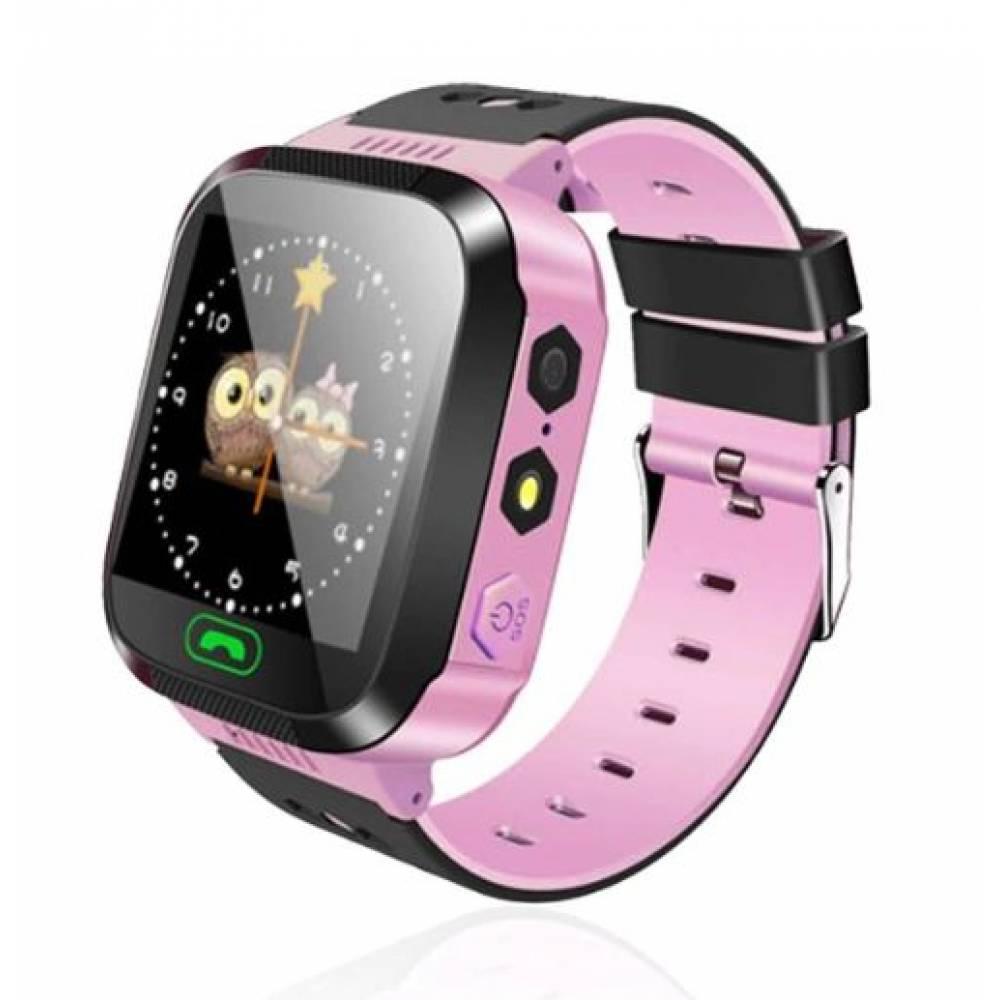 Смарт-Cмарт часы детские OUTAD, розовые 4241