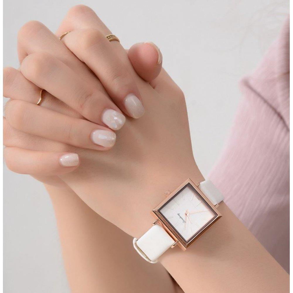 Женские Часы наручные LVPAI, фиолетовые   4310