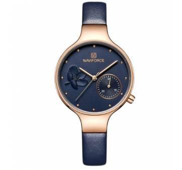 Женские Часы наручные Naviforce, синие  4311