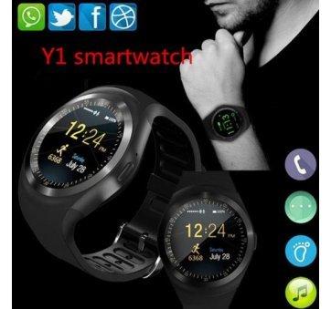 Смарт-Умные часы Y1, черные 4327