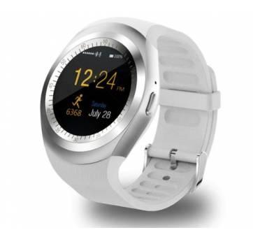 Смарт-Умные часы Y1, белые 4328