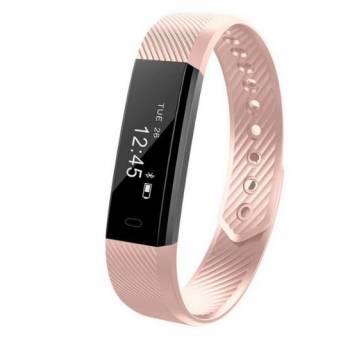 Смарт-Умные часы Beworth, розовые  4329