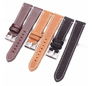 Ремешки для часов Ремешок HENGRC, коричневый  4406