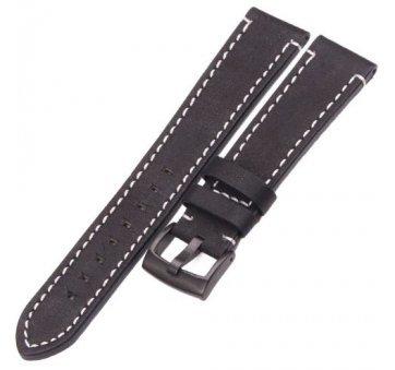 Ремешки для часов Ремешок HENGRC, чёрный  4408
