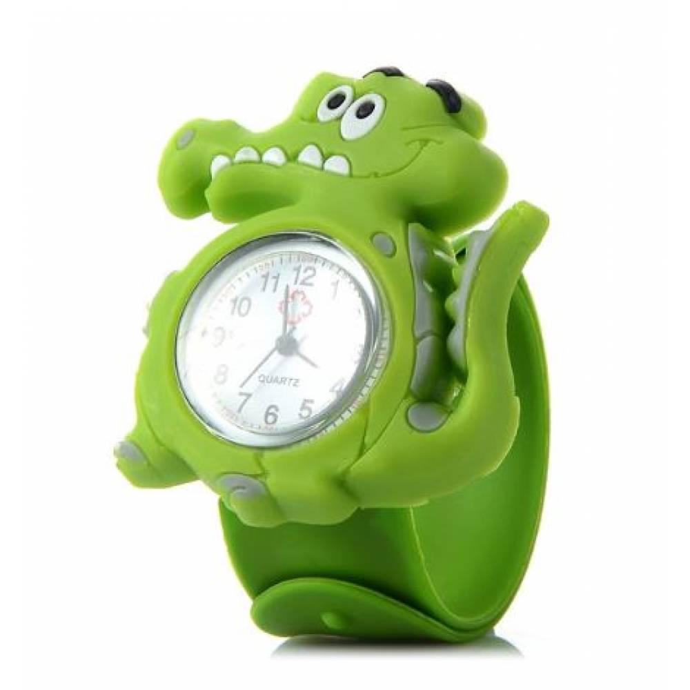 Детские Часы наручные Крокодил 4410