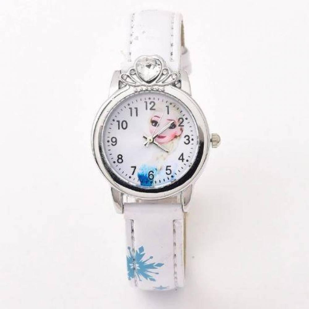 Детские Часы наручные Ледяное сердце  4494
