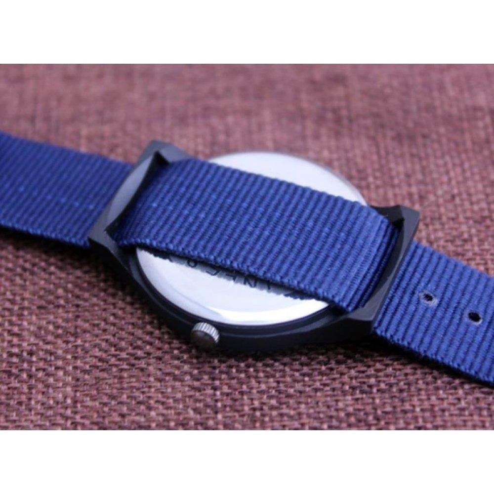 Детские Часы наручные JINNAIER, черные  4495