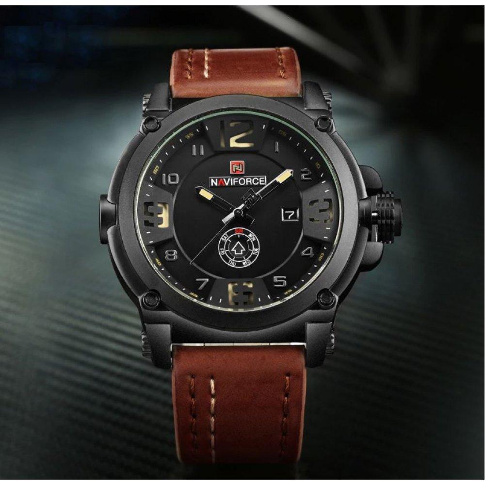 Мужские Часы наручные Naviforce military 4503