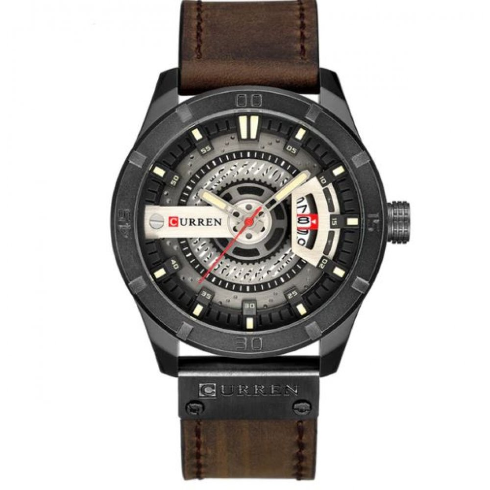Мужские Часы наручные Curren Militray 4504