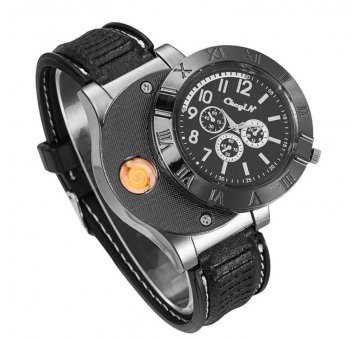 Часы наручные CkeyiN зажигалка 4506