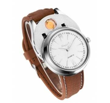 Часы наручные CkeyiN зажигалка 4508