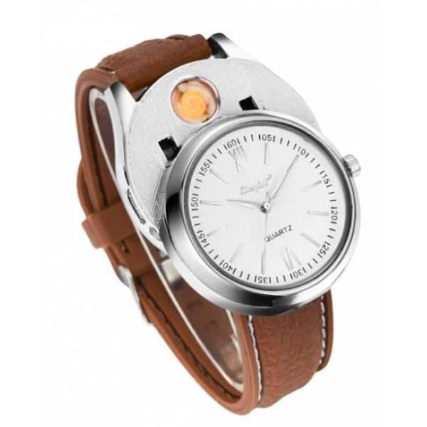Часы CkeyiN зажигалка 4508