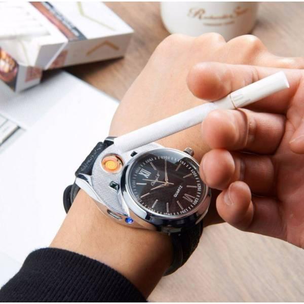 Часы CkeyiN зажигалка 4509