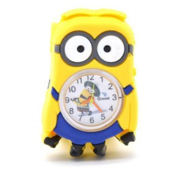 Детские Часы наручные Миньоны 4512