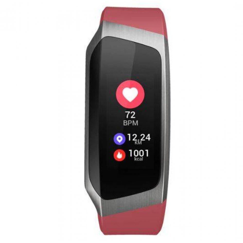 Смарт-Умные часы Vwar, красные 4541