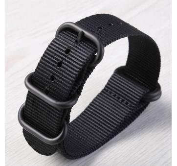 Ремешки для часов Ремешок FHD, чёрный  4543