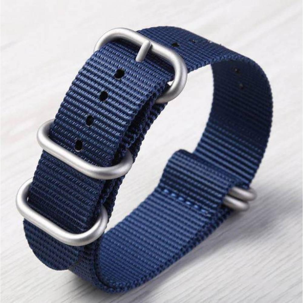 Ремешок FHD, синий  4544