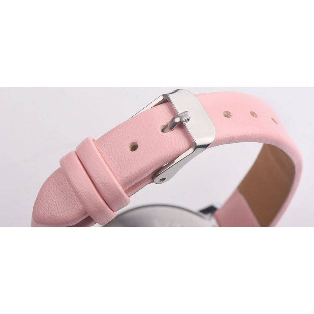Детские Часы наручные Vinkkatory единорог, розовые  4554