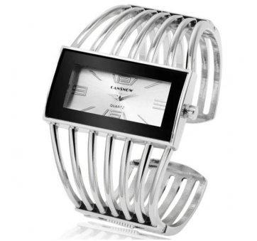 Женские Часы наручные CANSNOW, серебристые  4560