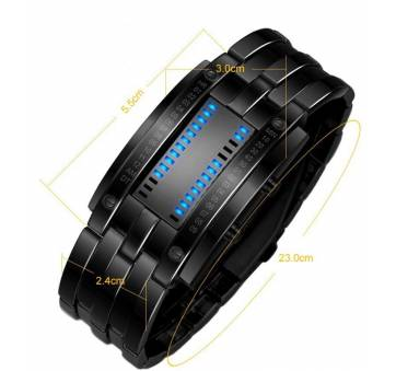 Мужские наручные часы бинарные JOCESTYLE 4561