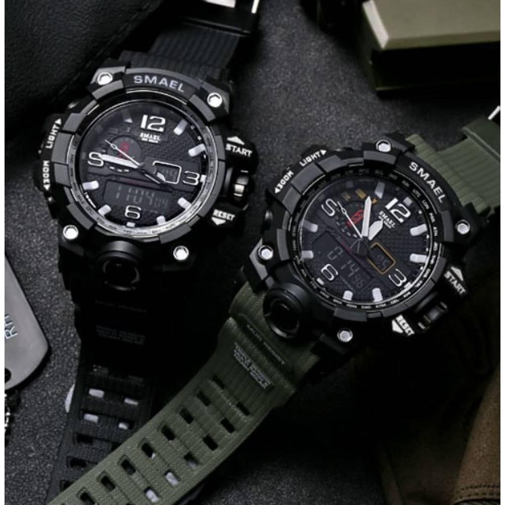 Мужские Часы наручные SMAEL Militray 4566
