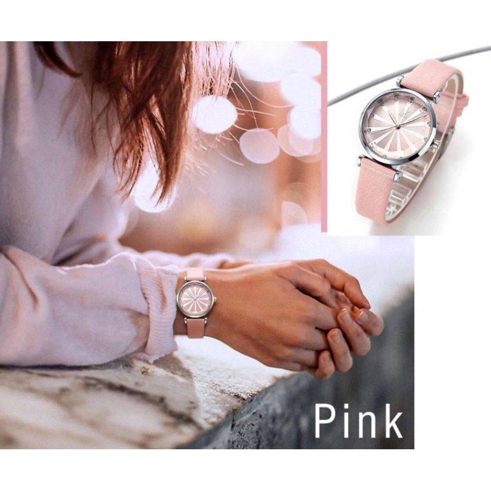 Женские Часы наручные SK, зеленые  4581