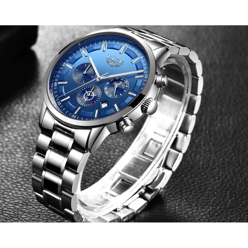 Мужские Часы наручные LIGE 4587