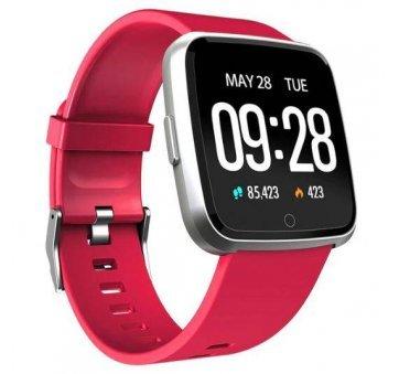 Смарт-Умные часы COLMI, красные 4605