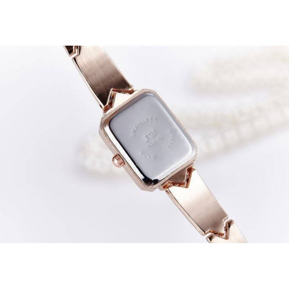 Женские Часы наручные JW, белые  4612