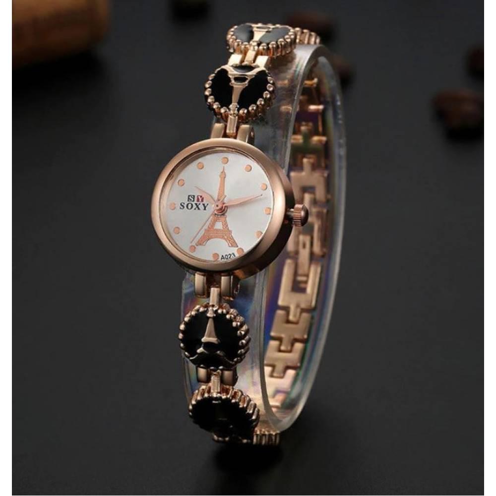 Женские Часы наручные JW с Эйфелевой башней 4614