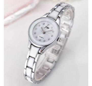 Женские Часы наручные JW, серебристые  4630