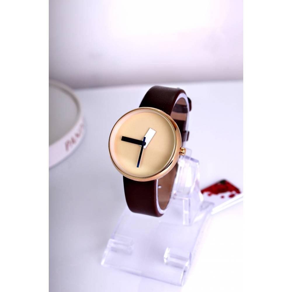 Женские Часы наручные SK, желтые   4698